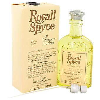 Royall Fragrances Men Royall Spyce All Purpose Lotion / Cologne By Royall Fragrances