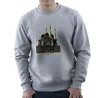 Ubesmittede specialiserede infanteri Astapor Game of Thrones mænds Sweatshirt