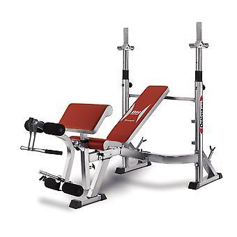 Flere positioner for OPTIMA presse G330 gratis vægttab bænk.