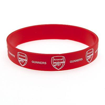 Arsenal bracelet en silicone