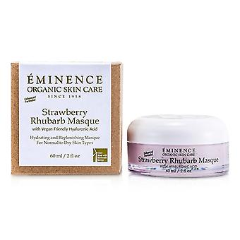 Eminencia ruibarbo fresas Masque (Normal piel seca) 60ml / 2oz