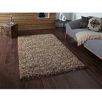 Vista - einfache 3547 Beige Beige Rechteck Teppiche Plain/fast schlicht Teppiche