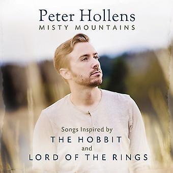 Peter Hollens - montañas nubladas: Canciones inspirado en la importación de Hobbit y USA [CD]