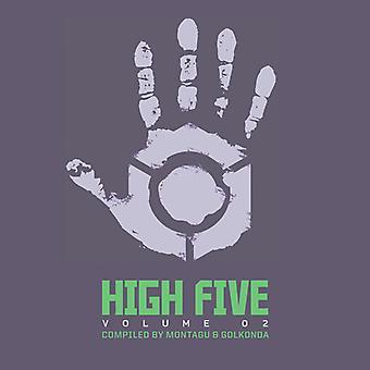 Various Artist - High Five; Vol.2 [CD] USA import