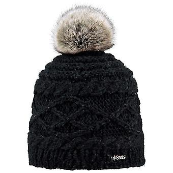 Barts Claire Beanie - sort