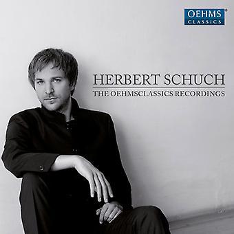 Schumann / Schuch, Herbert - Herbert Schuch - gli S.U.A. completa Oehms Classics [CD] import