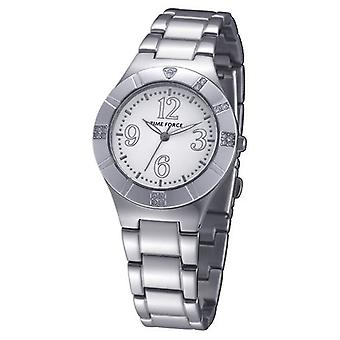 Time Force Watch for Women Tf4038L02M 33 mm