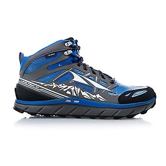 Altra Lone Peak 3.0 Neoshell Mid Mens Shoes Electric Blue