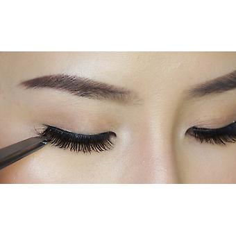 20 Pairs Black Long Handmade Voluminous False Eyelash Eye lashes by Boolavard® TM