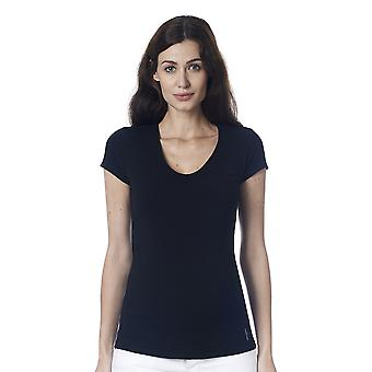 Noppies Amsterdam Black Maternity Cotton Short Sleeve Shirt 60704-06
