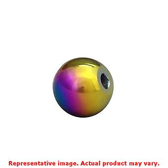 Torque Solution Shift Knob TS-BSK-001NC Neo Chrome M10x1.25 Fits:UNIVERSAL 0 -