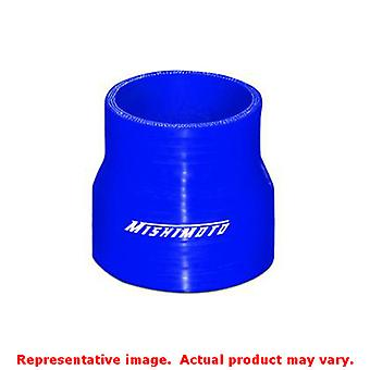 Mishimoto Silicone Couplers MMCP-2530BL Blue 2.5 to 3.0in Fits:UNIVERSAL 0 - 0