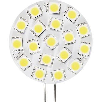 LED G4 2.6 W = 35 W Warm white (Ø) 39.5 mm EEC: A+ DioDor dimmable 1 pc(s)