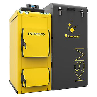 17-34kW Power Efficient Heating 5th Energy Class Boiler Eco-Pea Coal PerEko KSM