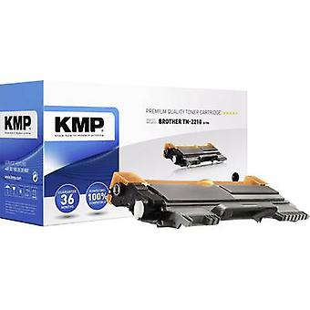 KMP Toner cartridge replaced Brother TN-2210 Compatible Black