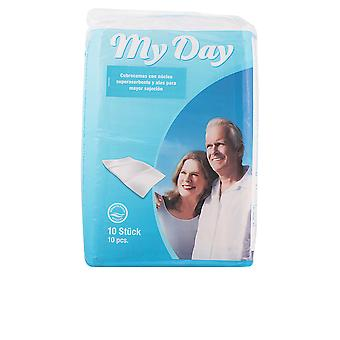 My Day Cubrecamas Adultos 80 X 180cm 10 Units Unisex New Bath Lines Sealed Boxed