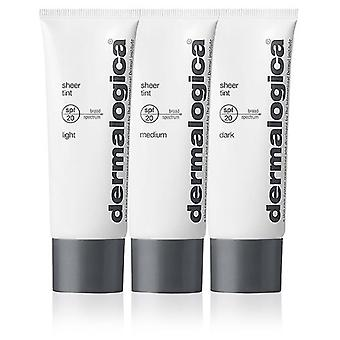 Dermalogica Sheer Tint Spf20 Dark 40 ml (Make-up , Face , Creams with color)