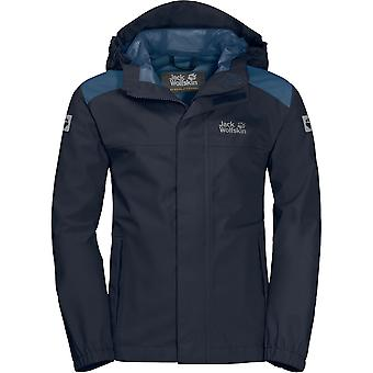 Jack Wolfskin Boys & Girls Oak Creek Waterproof Breathable Jacket