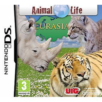 Djurliv Euroasia (Nintendo 3DS DSi XL DSi DS Lite)