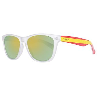 Polaroid sunglasses transparent