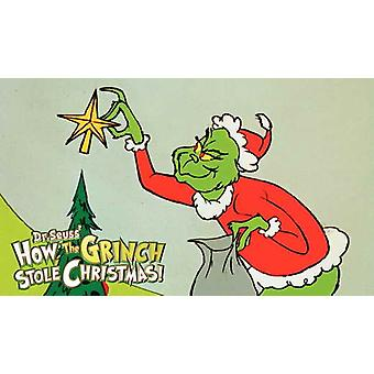 How the Grinch Stole Christmas Movie Poster (11 x 17)