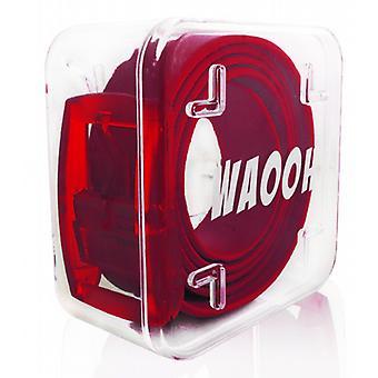 Waooh - belt plastic Waooh Burgundy