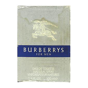 Royal Brands Burberrys For Men Eau De Toilette Spray 3.4Oz/100ml InBox (Vintage)