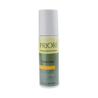 Priori Smooth Lines With Idebenone 1oz/30ml In Box
