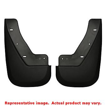 Husky Liners 57781 Black Custom Molded Mud Guards   FITS:CADILLAC 2007 - 2014 E