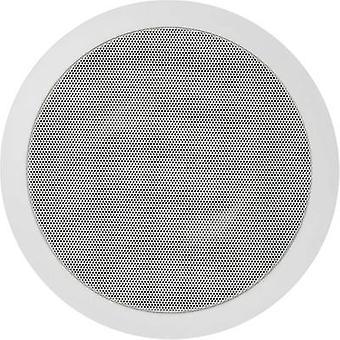 Magnat ICP 262 Flush mount haut-parleur 120 W blanc 1 PC (s)
