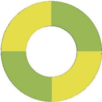 Färg brickor Stäubli FR-POAG-S gul-1 dator