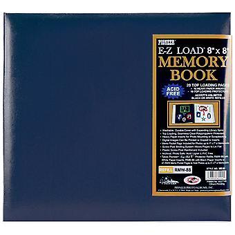 Pioneer Leatherette Post Bound Album 8