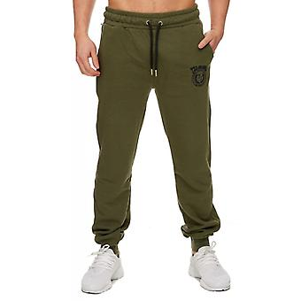 Tazzio fashion men's jogging pants khaki