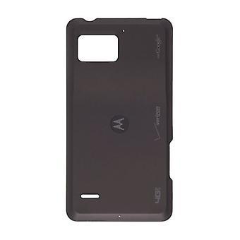 OEM Motorola Droid Bionic XT875 Standard Battery Door (Black)