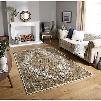 Tabriz 2060Y Cream Beige  Runner Rugs Traditional Rugs