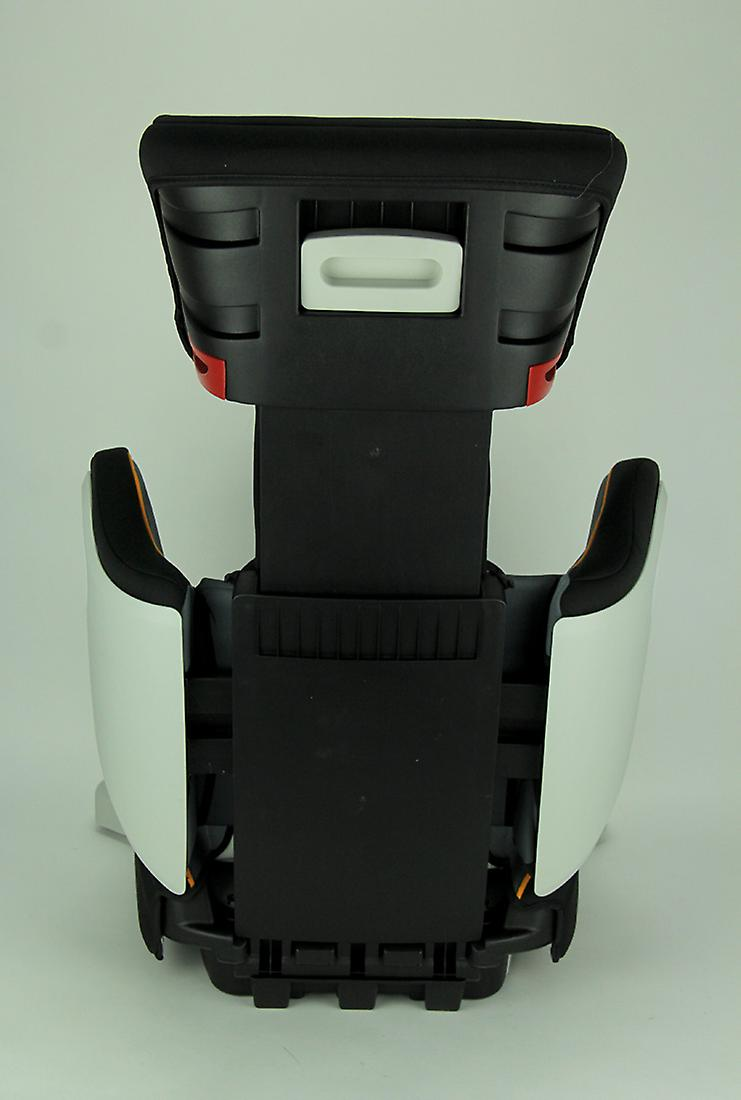 Aidia Pathfinder High Back Safety Booster Car Seat Black / Gray