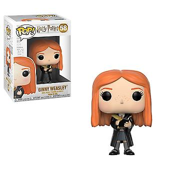 Funko Pop! Harry Potter�- Ginny With Diary Figure