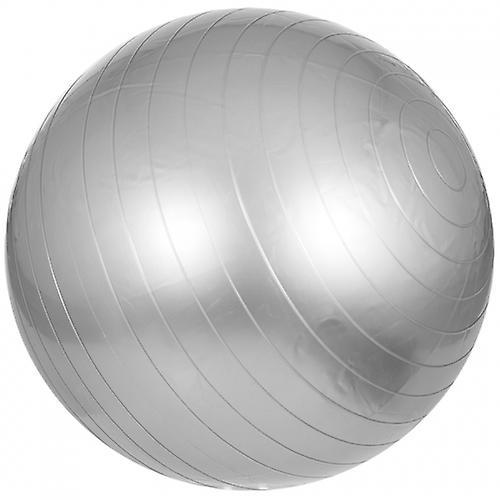 Ballon de gym 75cm Gris