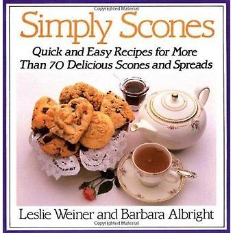 Gewoon Scones (10e) door Leslie Weiner - Barbara Albright - 9780312015