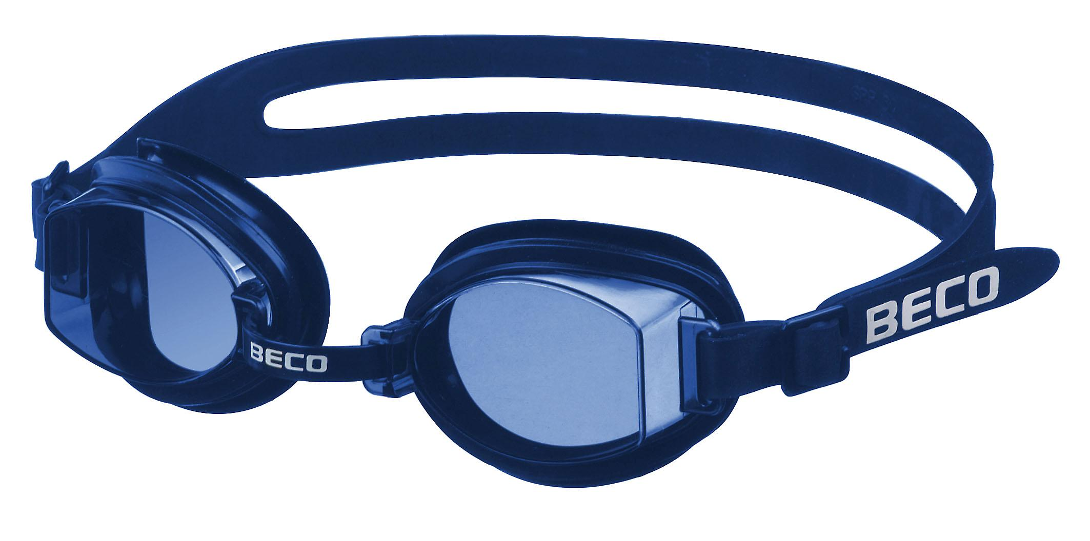 BECO Macao Swimming Goggle - Blue Lenses - Blue