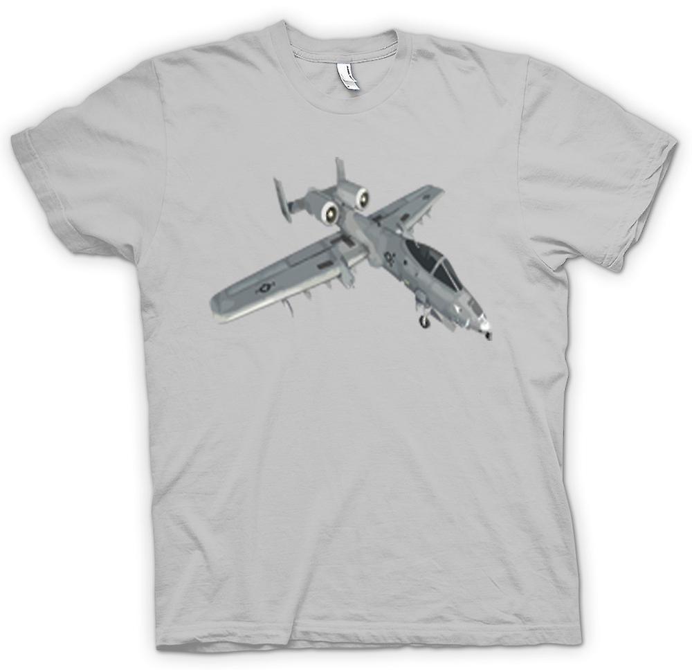 Heren T-shirt - A10 Tank Buster - USAF