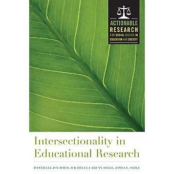 Intersectionnalité dans la recherche pédagogique de James L. Olive - marine