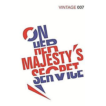 Au Service Secret de sa Majesté: James Bond 007