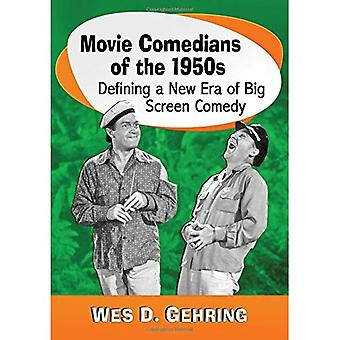 Movie Comedians of the 1950s: Defining a New Era of Big Screen Comedy