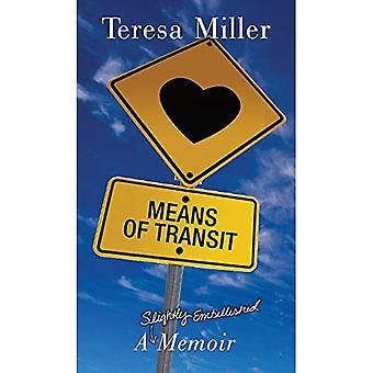 Meios de transporte: um livro de memórias pouco embelezado