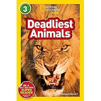 National Geographic Readers: Deadliest Animals (National Geographic Kids: Science Reader - Level 3