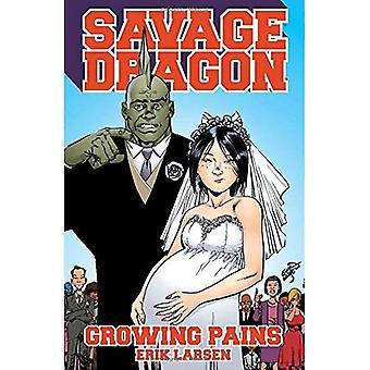 Savage Dragon: Growing Pains