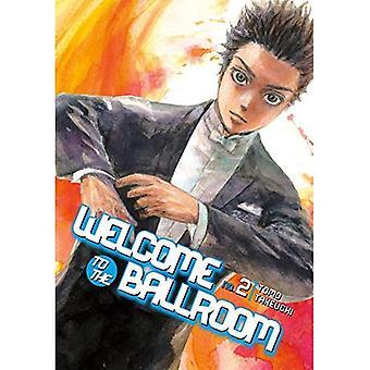 Välkommen till Ballroom 2