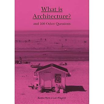 What is Architecture?: And 100 Other Questions