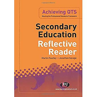 Secondary Education Reflective Reader